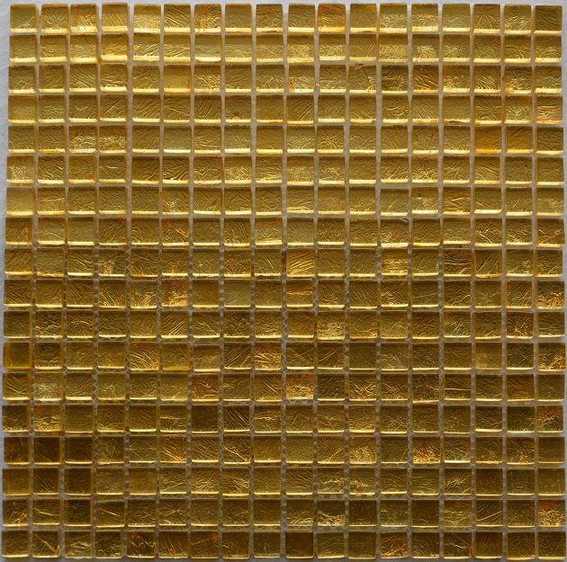 Мозаика стеклянная Bonaparte Classik Gold