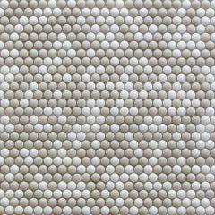 Мозаика стеклянная Bonaparte Pixel Cream