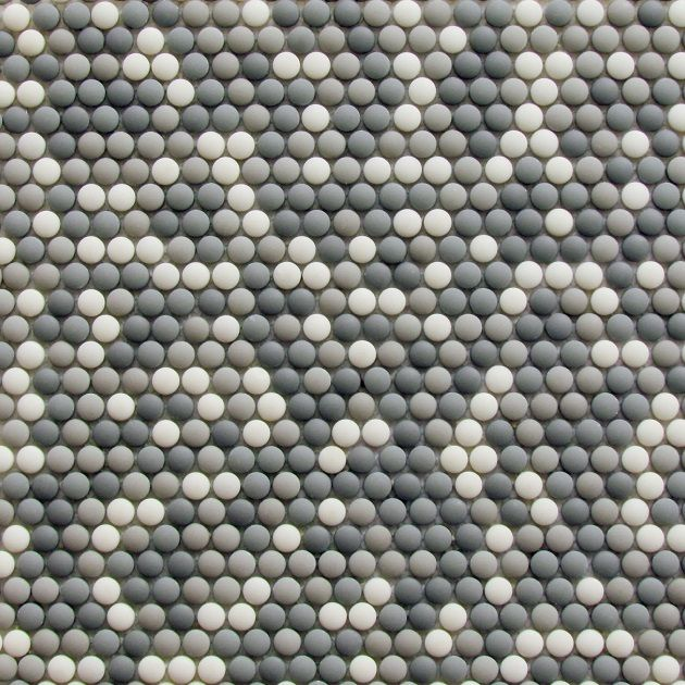 Мозаика стеклянная Bonaparte Pixel Mist