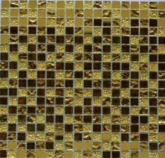 Мозаика стеклянная Bonaparte Mirror Gold