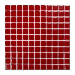 Мозаика стеклянная Bonaparte Red Glass
