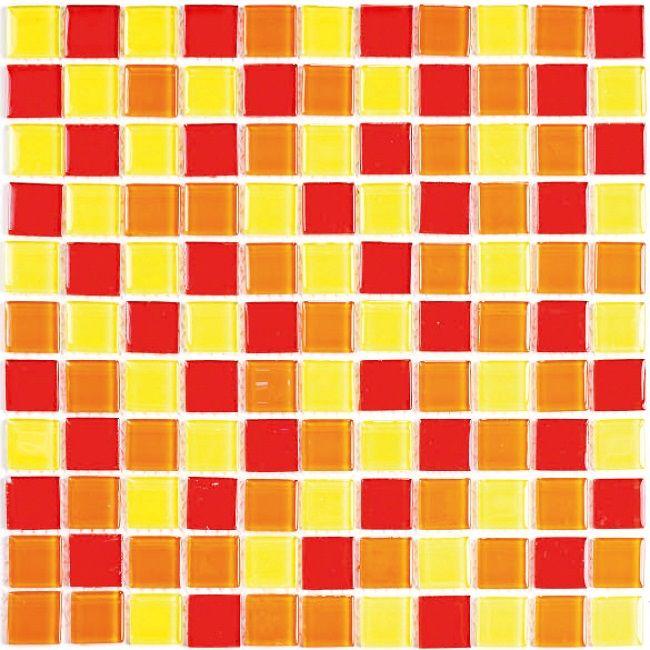 Мозаика стеклянная Bonaparte Fruit Mix