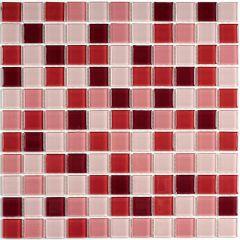Мозаика стеклянная Bonaparte Plum Mix
