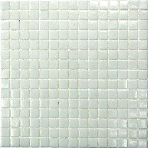 Мозаика стеклянная Bonaparte Simple White